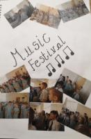 Year 2 - Community music festival
